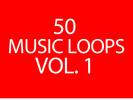 Thumbnail 50 Royalty Free Music Loops, Vol. 1