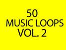 Thumbnail 50 Royalty Free Music Loops, Vol. 2