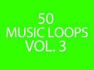 Thumbnail 50 Royalty Free Music Loops, Vol. 3